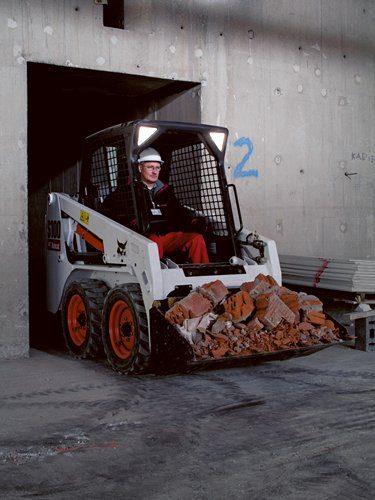 Bobcat® S100 Skid Steer Loader – Bethlehem Vurkhyser Velddienste